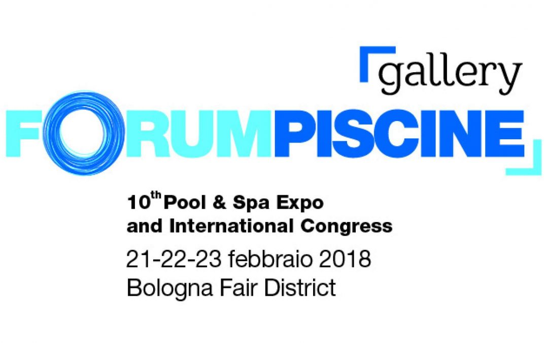 """Forum Piscine"" Bologna 2018"